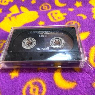 マクセル(maxell)のmaxell UD1カセットテープ(開封 未使用)(その他)