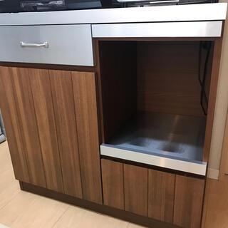 ウニコ(unico)のカップボード(収納/キッチン雑貨)