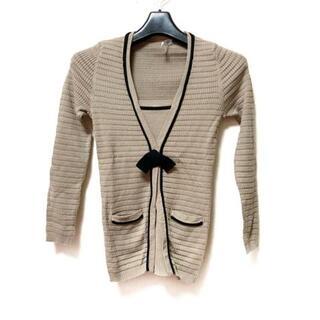 ポールカ(PAULE KA)のポールカ 長袖セーター サイズS レディース(ニット/セーター)