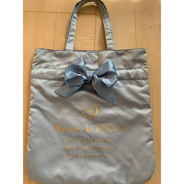 Maison de FLEUR(メゾンドフルール)のmaison de FLEUR トートバック レディースのバッグ(トートバッグ)の商品写真