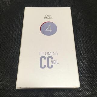 ウエラ イルミナCCヴェール カラーサイクル STEP4