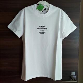 ステラマッカートニー(Stella McCartney)のステラマッカートニー 2001オーガニックTシャツ 新品 Sサイズ(Tシャツ(半袖/袖なし))