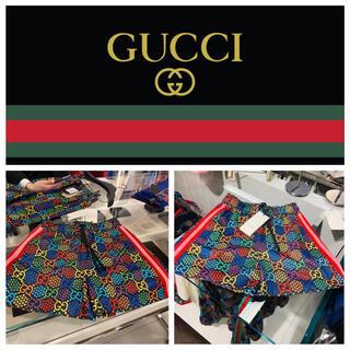 グッチ(Gucci)のGUCCI GGサイケデリック ユニセックスショートパンツ S(ショートパンツ)