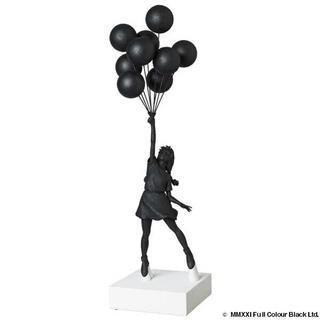 メディコムトイ(MEDICOM TOY)のFlying Balloons Girl(GESSO BLACK Ver.)(その他)