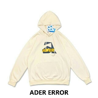 アクネ(ACNE)の20FW ADER ERROR パーカー アーモンドミルク(パーカー)