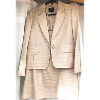 ニジュウサンク(23区)の値下げ!23区 ジャケット、スカート、ワンピース3点セット フォーマル スーツ (スーツ)