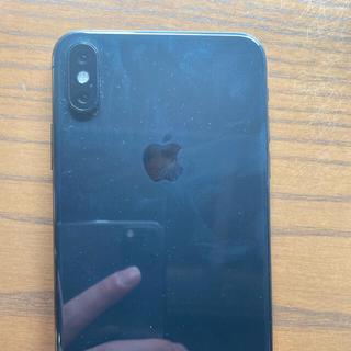 アップル(Apple)のiPhone xsmax 512 SIMフリー バッテリー99%(スマートフォン本体)