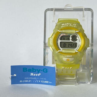 ベビージー(Baby-G)の【未使用】カシオ Baby-G BG-370R-9T 腕時計 スポーティ(腕時計)