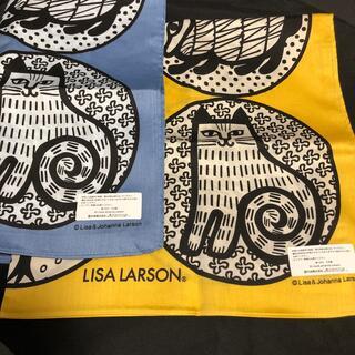 リサラーソン(Lisa Larson)の土日特価 リサラーソン ニナ 2枚組(ハンカチ)