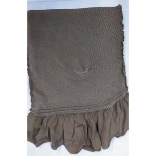 兵児帯 総絞り 正絹 男物 茶色 高級品(浴衣帯)