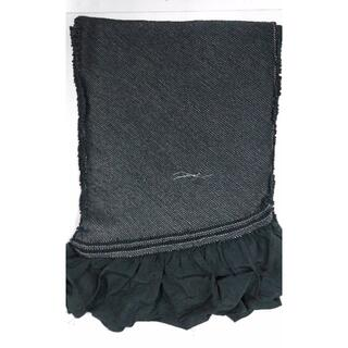 兵児帯 モスグリーン グレー 総絞り 正絹 男物 高級品(浴衣帯)