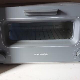 バルミューダ(BALMUDA)のバルミューダ トースター (限定カラー:グレー)(その他)