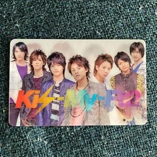 Kis-My-Ft2 - ⦅非売品⦆Kis-My-Ft2 ファンクラブ 旧会員証 無記名