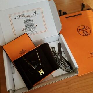 エルメス(Hermes)のHERMES Hポップ ネックレス 新品(ネックレス)