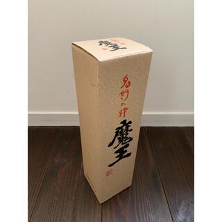 小物売るイモト様専用 魔王 空箱 720ml(焼酎)