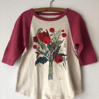 ゴートゥーハリウッド(GO TO HOLLYWOOD)のゴートゥーハリウッド7分丈Tシャツ100(Tシャツ/カットソー)