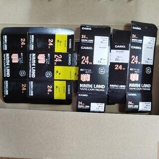 カシオ(CASIO)のCASIO  NAME LAND  テープ(その他)