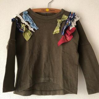 ゴートゥーハリウッド(GO TO HOLLYWOOD)のゴートゥーハリウッドフリルTシャツ110(Tシャツ/カットソー)