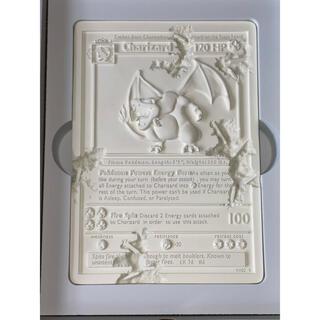ポケモン(ポケモン)のdaniel arsham×Pokemon 石版リザードン・ホワイト(彫刻/オブジェ)