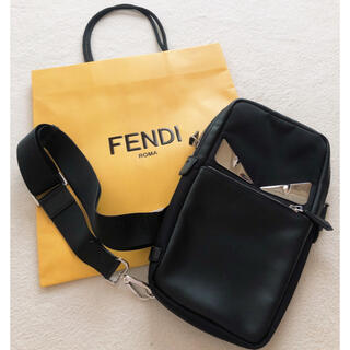 フェンディ(FENDI)のフェンディ モンスター ボディーバック(ボディーバッグ)