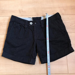 ウエストウッドアウトフィッターズ(Westwood Outfitters)のショートパンツ/L/ブラック/ジーンズ生地(ショートパンツ)