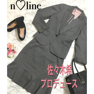 ANAYI - n♡line  佐々木希プロデュース スーツ フォーマル  M 美品