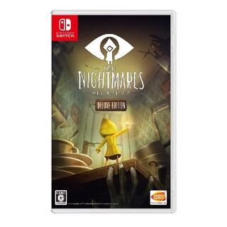 ニンテンドースイッチ(Nintendo Switch)のリトルナイトメア- Deluxe Edition -(携帯用ゲームソフト)