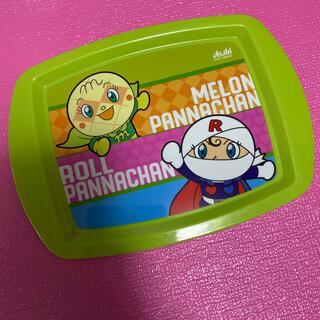 アンパンマン(アンパンマン)のメロンパンナちゃん&ロールパンナちゃんのトレー(その他)