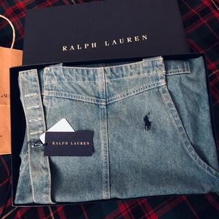 ラルフローレン(Ralph Lauren)のラルフローレン デニムエプロン 新品未使用(その他)