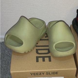 アディダス(adidas)の専用です、正規 adidas yeezy boost  slide 15(スニーカー)