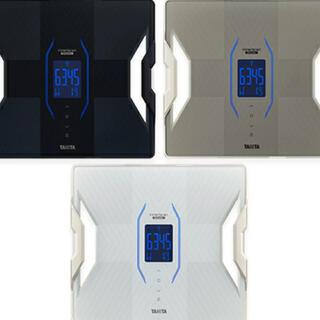 タニタ(TANITA)のrow様専用 タニタ RD-911 体組成計 ホワイト(体重計/体脂肪計)