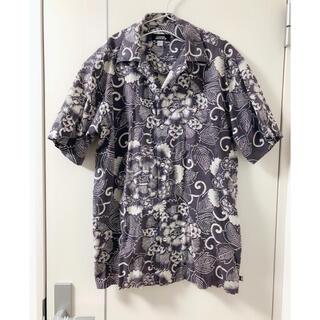 オゾンロックス(OZONE ROCKS)のオゾンロックス 柄シャツ 開襟シャツ(シャツ)