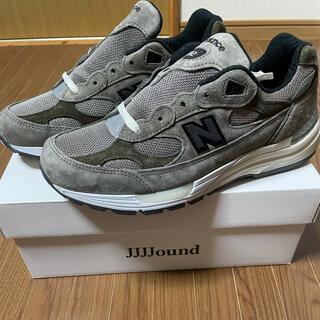 ニューバランス(New Balance)のjjjjound newbalance 992 M992J2 26.0cm(スニーカー)