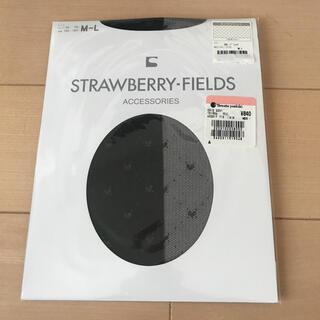 ストロベリーフィールズ(STRAWBERRY-FIELDS)の新品ストロベリーフィールズストッキング(タイツ/ストッキング)