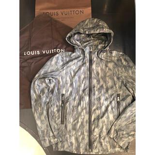 ルイヴィトン(LOUIS VUITTON)の新品未使用 ルイヴィトン size48 カモフラージュ モノグラムジャケット(ナイロンジャケット)