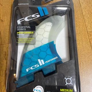 フィン(Fin)のFCS 2 エフシーエス パフォーマーMサイズ3フィン未使用 送料無料🔥(サーフィン)