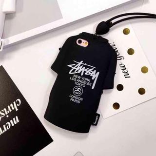 早い者勝ち!stussy tシャツ iPhone 3Dケース 6/6s(iPhoneケース