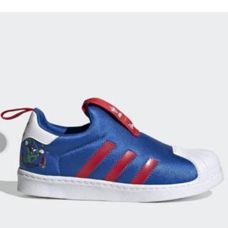 アディダス(adidas)のアディダス ☆スリッポンシューズ21cm(スリッポン)