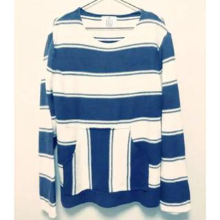 ベイフロー(BAYFLOW)のセーター 綿100(ニット/セーター)