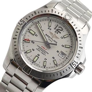 ブライトリング(BREITLING)のブライトリング BREITLING コルト41 腕時計 メンズ【中古】(その他)