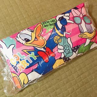 ディズニー(Disney)のドナルド デイジー ロングピロー 枕(枕)