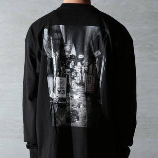 ワイスリー(Y-3)の【定価23100円】Y-3 M ALLEWAY GRAPHIC LS TEE(Tシャツ/カットソー(七分/長袖))