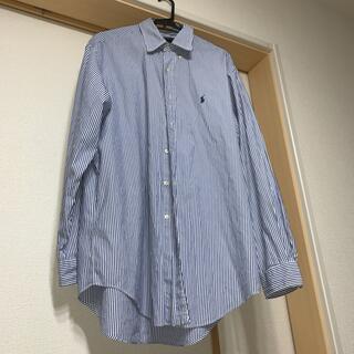 シンゾーン(Shinzone)のpreloved にて購入 ラルフローレン ストライプシャツ(シャツ/ブラウス(長袖/七分))