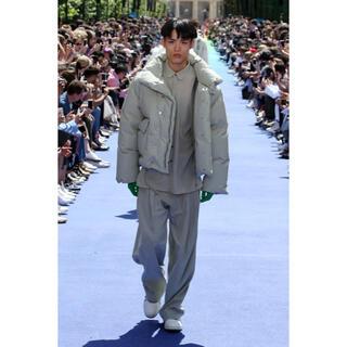 LOUIS VUITTON - Louis Vuitton 2019SS ダウンジャケットデュヴェイジャケット