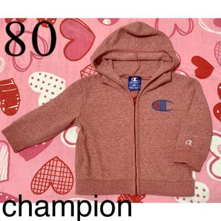 チャンピオン(Champion)のchampion 薄手 アウター パ-カ- 80(ジャケット/コート)