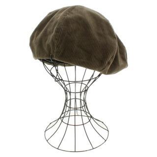 レイビームス(Ray BEAMS)のRay Beams ハンチング・ベレー帽 レディース(ハンチング/ベレー帽)