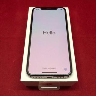 アップル(Apple)のSIMフリー iPhoneX 64GB 新品未使用品(スマートフォン本体)