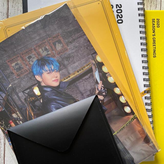 ユニバ tomorrow x together 2020 シーグリ  txt エンタメ/ホビーのDVD/ブルーレイ(ミュージック)の商品写真