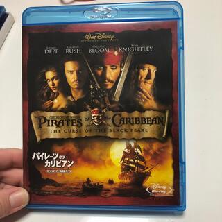 ディズニー(Disney)のパイレーツ・オブ・カリビアン/呪われた海賊たち Blu-ray(外国映画)