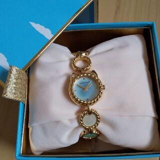 ツモリチサト(TSUMORI CHISATO)のツモリチサト リトルばらねこ(腕時計)